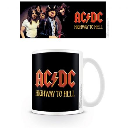 AC/DC Highway To Hell Ceramic Mug